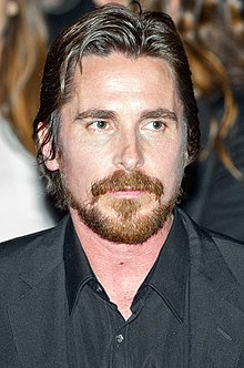 Christian Bale - the hot, sexy, desirable,  actor  with German, English,  roots in 2018