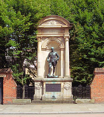 Prince Christian Victor of Schleswig-Holstein Monument