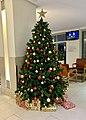 Christmas tree at Peppers Salt Resort & Spa, Kingscliff, New South Wales.jpg