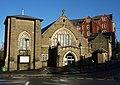 Church buildings, Llandrindod Wells - geograph.org.uk - 1590122.jpg