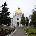 Church of Nativity of the Theotokos, Kamianka-Buzka (02).jpg