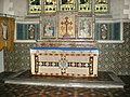 Church of the Ascension, Burghclere, Altar - geograph.org.uk - 1317667.jpg