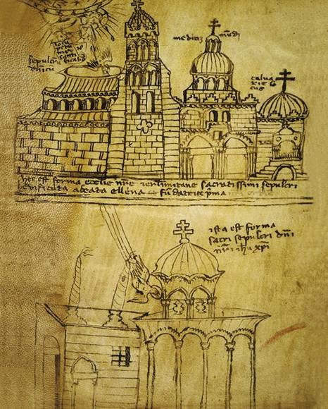 Church of the Holy Sepulchre - 1149