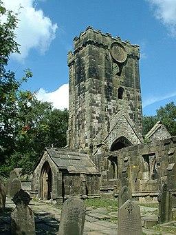 Church ruins, Heptonstall - geograph.org.uk - 86734