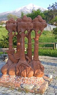 Cintano monumento basilisco sfondo punta quinseina.jpg