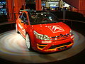 Citroën C4 WRC at the 2006 Paris Motor Show 01.jpg