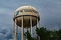 City of Saint Louis Park, Minnesota - SLP Water Tower (39795249324).jpg