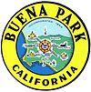 Oficiala sigelo de Buena Park, Kalifornio
