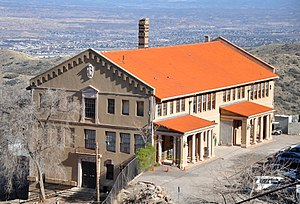 Jerome, Arizona - Civic Building in 2013