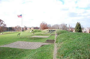 Civil War Defenses of Washington (Fort Stevens) FSTV CWDW-0056.jpg