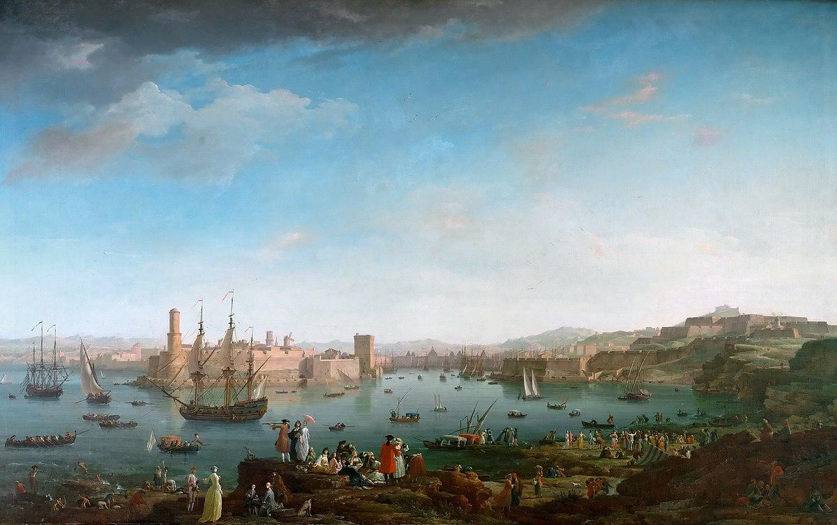 Vues des ports de france wikip dia for Piscine du port marchand