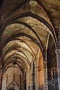 Claustro Catedral de Santa Eulalia de Barcelona.jpg