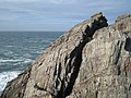 Cleft in the rock known as High Place - geograph.org.uk - 1773893.jpg