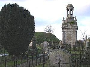 Dundonald - Image: Cleland Mausoleum