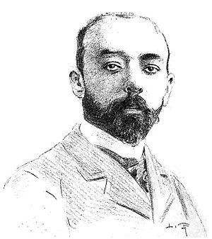 Albert Clemenceau - Image: Clemenceau, Albert
