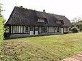 Cleuville (Seine-Mar.) maison au toit de chaume.jpg