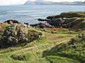 Cliffs near Porth Dinllaen. - panoramio (1).jpg