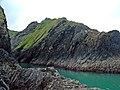 Cliffs near Pwll y Wrach, Moylgrove - geograph.org.uk - 943001.jpg