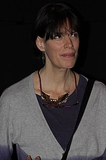 Clio Barnard British film director