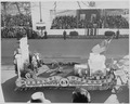 Close view of the Missouri float in President Truman's inaugural parade. - NARA - 200050.tif