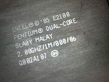 List of Intel Pentium microprocessors - Wikipedia