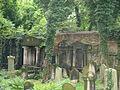 Cmentarz żydowski w Katowicach 10.JPG