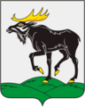 Coat of Arms of Bezhanitsky rayon (Pskov oblast).png