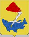 Coat of Arms of Pravdiny rayon (Kaliningrad oblast).png