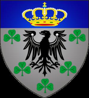 Colmar-Berg - Image: Coat of arms colmar berg luxbrg