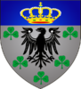 Coat of arms of Colmar-Berg