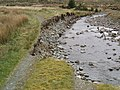 Collapsed track leading to Shalloch on Minnoch farm - geograph.org.uk - 949151.jpg
