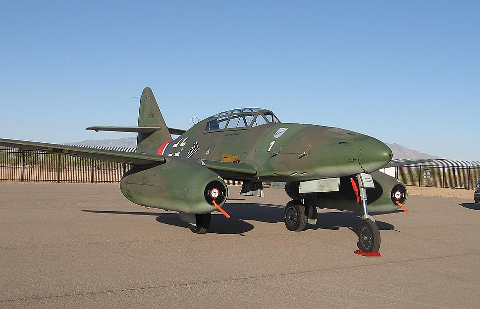 Collings Foundation's Me 262-zoom