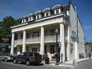 King Street (Dundas, Hamilton, Ontario) - Collins Brewhouse,  Originally Collins Hotel