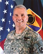 Colonel Richard Gallant, 53rd IBCT