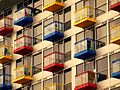 Colourful balconies in Toronto (6453137689).jpg