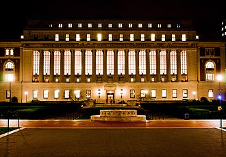 Columbia University Libraries - Columbia-Butler-Library