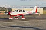 Columbia 400 LC41-550FG (VH-ODM) taxiing at Wagga Wagga Airport.jpg