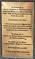 Comandante John Riley 1848, plaque Mexico.jpg