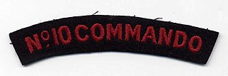 No. 10 (Inter-Allied) Commando