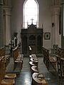 Confessionnal 2 Église Saint-Étienne de Wignehies.JPG
