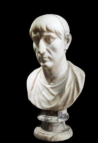 Constantius II - Bust of Constantius II