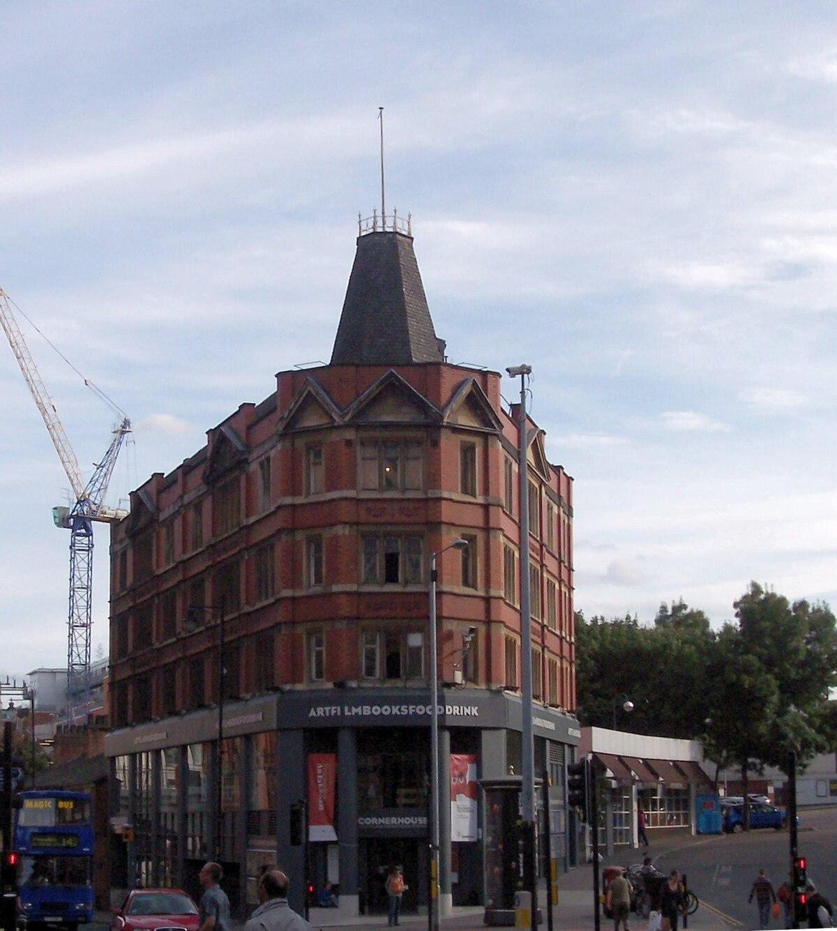 Cornerhouse Wikipedia