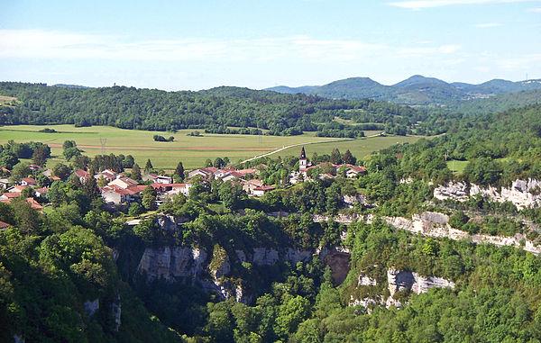 Photo de la ville Corveissiat