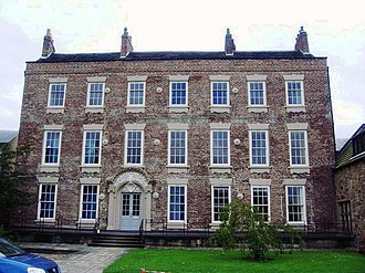 Colleges of Durham University - The former home of Bishop's Cosin's Hall, which continues to be known by that name