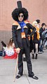 Cosplayer of Brook from One Piece in CWT39 20150228.jpg