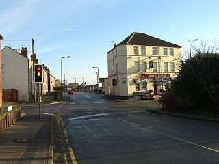 West Melton village in United Kingdom