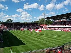 Cottbus Stadion der Freundschaft