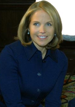 Katie Couric - Couric in 2007