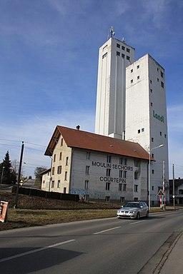Courtepin Moulin 01