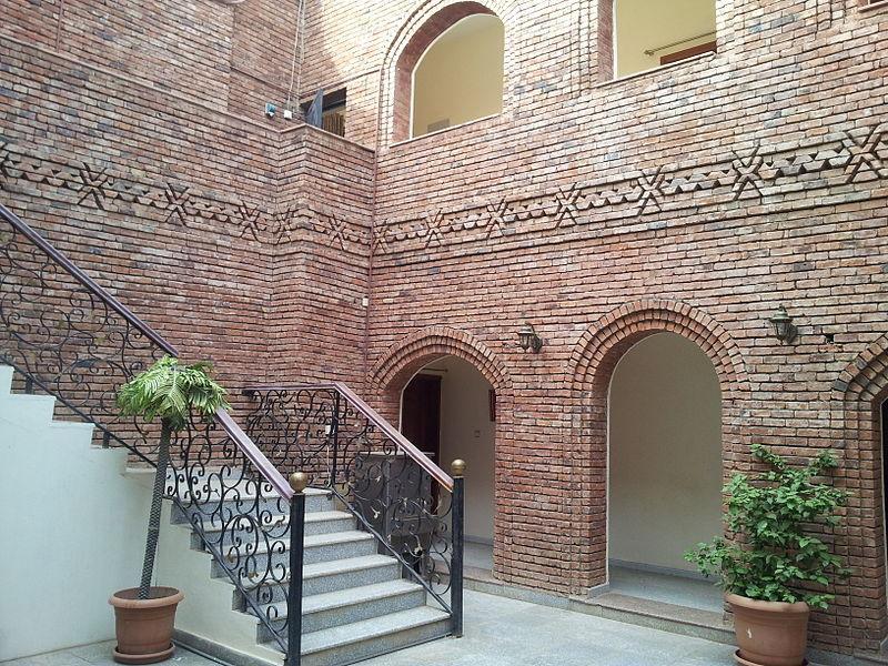 Brickwork howlingpixel for Courtyard landscape oostburg wi